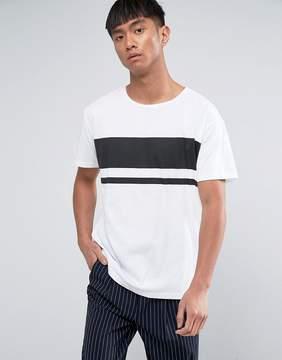 Dr. Denim Russ Striped T-Shirt