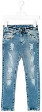 John Richmond Kids distressed skinny jeans