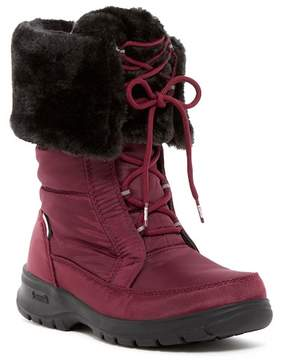 Kamik Seattle 2 Faux Fur Waterproof Boot