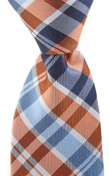 Class Club Basic Plaid 14 Tie