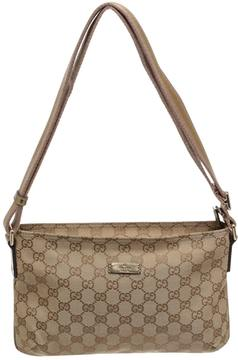 Gucci GG crossbody bag - BEIGE - STYLE