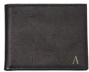 Women's Cathy's Concepts Monogram Bifold Wallet - Black