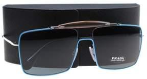Prada New Men SPR 57S Blue UFQ-2K1 SPR57S 58mm