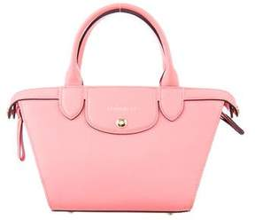 Longchamp Small Le Pliage Heritage Satchel