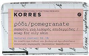 Korres Pomegranate Soap.