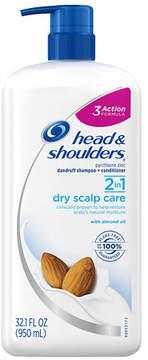 Head & Shoulders Dry Scalp Care with Almond Oil 2-In-1 Anti-Dandruff Shampoo & Conditioner