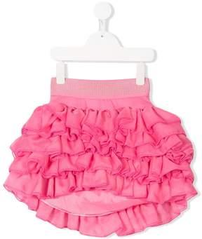 MonnaLisa ruffled tutu skirt