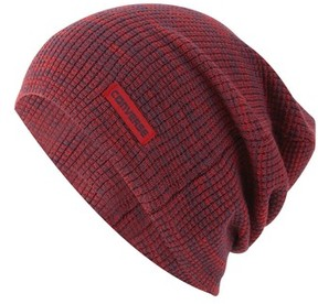 Converse Twisted Waffle Knit Cap - Red