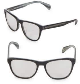 Paul Smith Hoban 55MM Square Optical Glasses