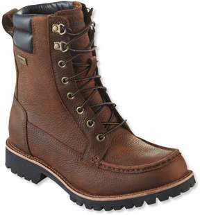 L.L. Bean L.L.Bean Sawduster Waterproof Work Boot, Moc-Toe