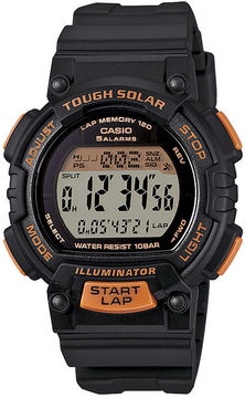 Casio Tough Solar Illuminator Womens Runner Sport Watch STLS300H-1B