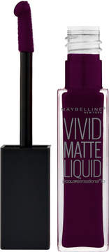 Maybelline Color Sensational Vivid Matte Liquid Lip Color - 50 Possessed Plum