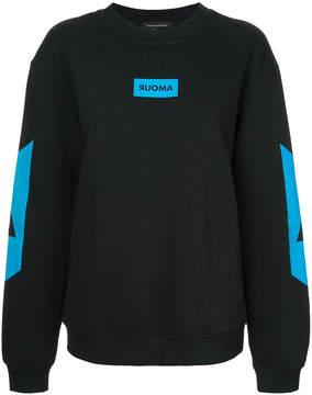 CITYSHOP colour-block sweatshirt