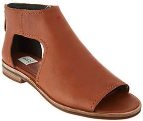 ED Ellen Degeneres As Is Leather Cut-out Sandals- Surah