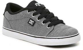 DC Boys Anvil TX SE Toddler & Youth Sneaker