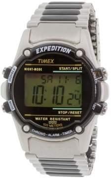 Timex Men's Atlantis T77517 Two-Tone Stainless-Steel Quartz Watch