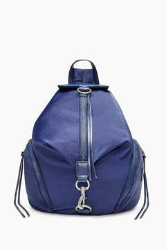 Rebecca Minkoff Julian Nylon Backpack - NAVY - STYLE