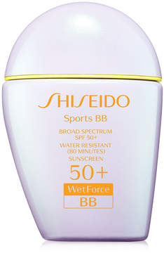 Shiseido Sports BB Broad Spectrum SPF 50+ WetForce