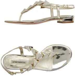 Barachini LUCIANO Toe strap sandals