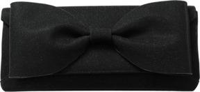 OSCAR DE LA RENTA Envelope Bow Clutch