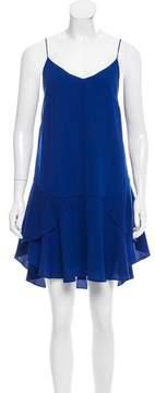 Camilla And Marc Mini Sleeveless Dress