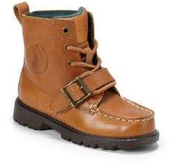 Ralph Lauren Infant's & Toddler's Ranger High-Top Boots