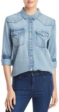 Calvin Klein Jeans American Iconic Western Shirt