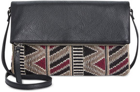 Style & Co Nikkoll Woven Crossbody, Created for Macy's
