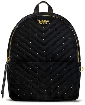 Victoria's Secret Victorias Secret Velvet Stud Small City Backpack