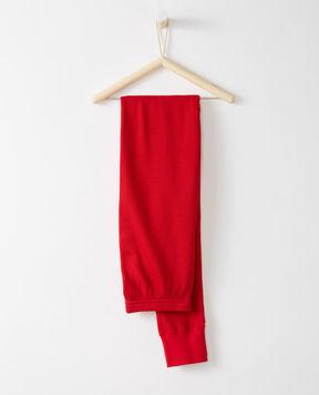 Hanna Andersson Thermal Long John Pajama Pants In Organic Cotton