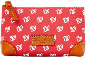 MLB Nationals Cosmetic Case