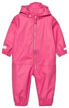 Ticket to Heaven Magenta Pink Kody Authentic Rubber Rain Suit