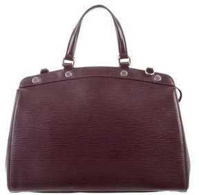 Louis Vuitton Epi Brea MM - BROWN - STYLE