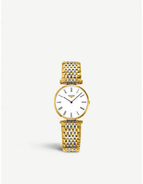 Longines L4.512.2.11.7 La Grande Classique stainless steel watch