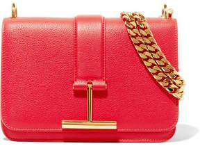 Tom Ford Tara Textured-leather Shoulder Bag