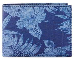 Tommy Bahama Tropical Floral Slimfold Wallet