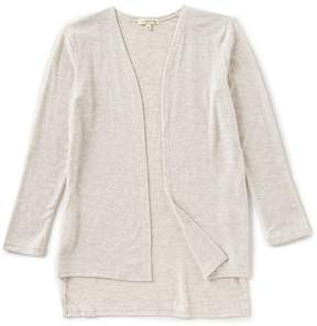 Copper Key Big Girls 7-16 Hi-Low Cardigan Sweater