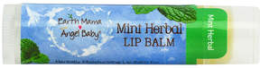 Mint Herbal Lip Balm by Earth Mama Angel Baby