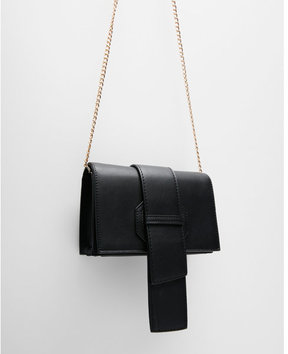 Express melie bianco josephine chain strap cross body bag