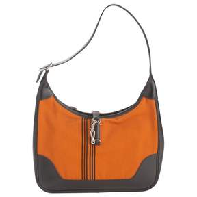 Hermes Trim Bag - ORANGE - STYLE