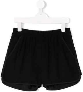 Little Remix TEEN elasticated waist shorts