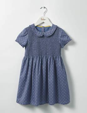 Boden Pretty Smock Dress