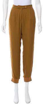 Pinko High-Rise Skinny Pants