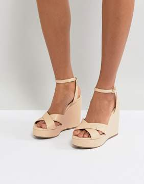 Miss KG Strappy High Wedge Sandal