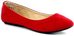 Refresh Red Demi Flat