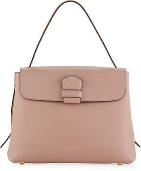 Burberry Medium Calf Leather Handbag, Pink
