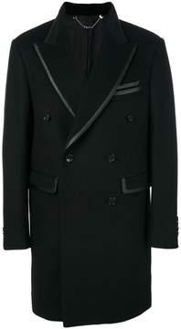 Billionaire double breasted coat