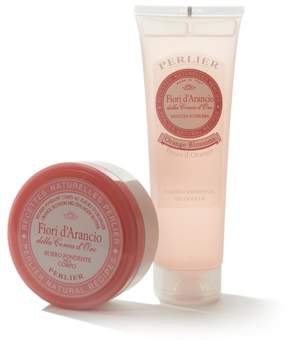 Perlier Orange Blossom 2-piece Shower Gel & Body Butter Kit