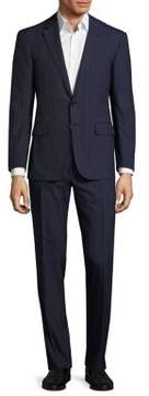 Ralph Lauren Pinstripe Regular-Fit Wool Suit