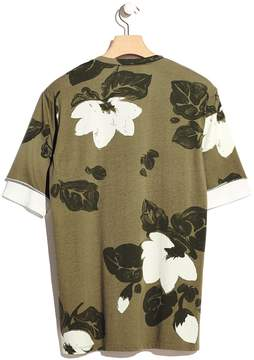 3.1 Phillip Lim Printed Double-Sleeve T-Shirt